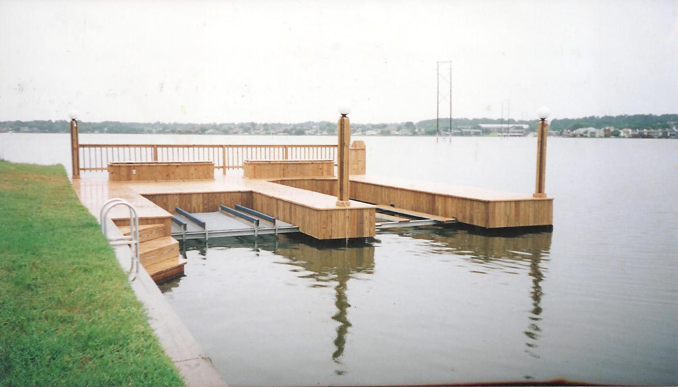 Boat Docks, Slips and Lifts » Waterfront Build and Repair ...