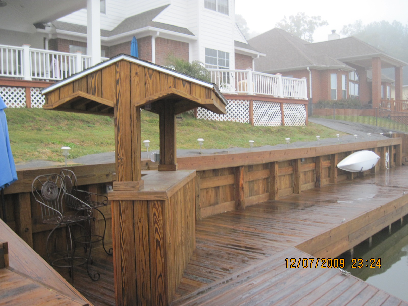 Waterfront Build And Repair Services Lake Conroe